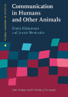 image of Communication in Humans and Other Animals