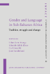 image of Gender and Language in Sub-Saharan Africa