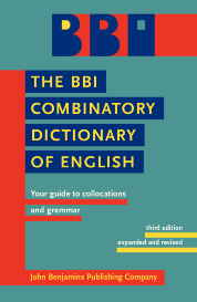 image of The BBI Combinatory Dictionary of English