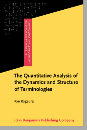 image of The Quantitative Analysis of the Dynamics and Structure of Terminologies
