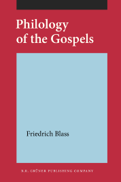 image of Philology of the Gospels (1898)