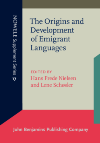 image of The Origins and Development of Emigrant Languages