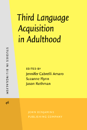 image of Third Language Acquisition in Adulthood