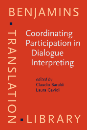 image of Coordinating Participation in Dialogue Interpreting