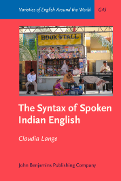 image of The Syntax of Spoken Indian English