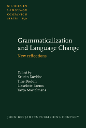 image of Grammaticalization and Language Change