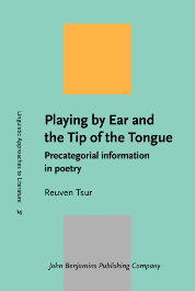 image of Playing by Ear and the Tip of the Tongue