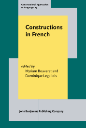 image of Constructions in French