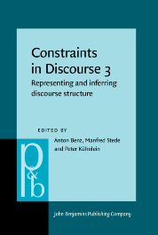 image of Constraints in Discourse 3