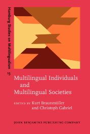 image of Multilingual Individuals and Multilingual Societies