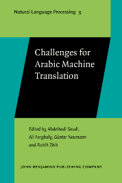 image of Challenges for Arabic Machine Translation
