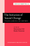 image of The Initiation of Sound Change