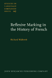 image of Reflexive Marking in the History of French
