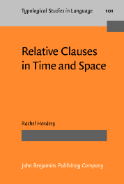 image of Relative Clauses in Time and Space