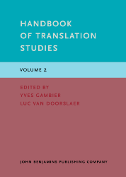 image of Handbook of Translation Studies