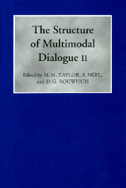 image of The Structure of Multimodal Dialogue II