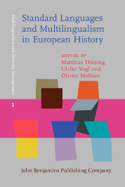 image of Standard Languages and Multilingualism in European History