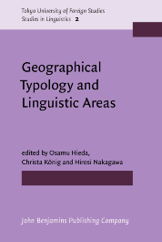 image of Geographical Typology and Linguistic Areas