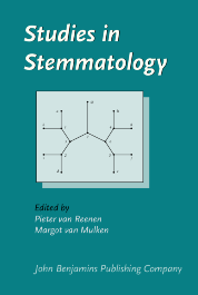image of Studies in Stemmatology