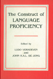 image of The Construct of Language Proficiency
