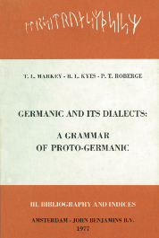 image of Germanic and its Dialects