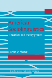 image of American Sociolinguistics