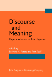 image of Discourse and Meaning