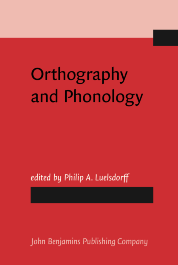 image of Orthography and Phonology