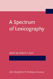 image of A Spectrum of Lexicography