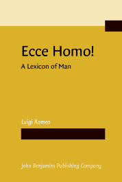 image of Ecce Homo! A Lexicon of Man