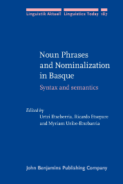 image of Noun Phrases and Nominalization in Basque