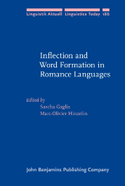image of Inflection and Word Formation in Romance Languages