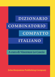 image of Dizionario Combinatorio Compatto Italiano
