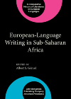 image of European-language Writing in Sub-Saharan Africa