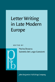 image of Letter Writing in Late Modern Europe