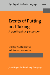 image of Events of Putting and Taking