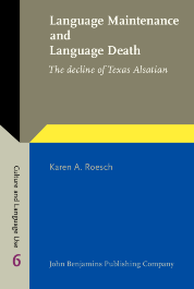 image of Language Maintenance and Language Death