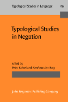 image of Typological Studies in Negation