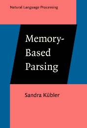image of Memory-Based Parsing