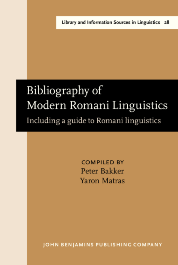 image of Bibliography of Modern Romani Linguistics