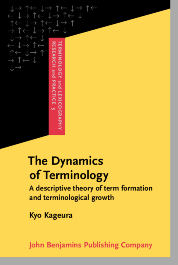 image of The Dynamics of Terminology