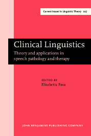 image of Clinical Linguistics