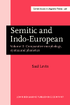 image of Semitic and Indo-European