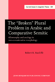 "image of The ""Broken"" Plural Problem in Arabic and Comparative Semitic"