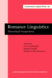 image of Romance Linguistics