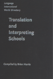 image of Language International World Directory of Translation and Interpreting Schools