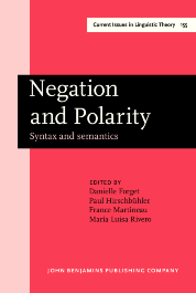 image of Negation and Polarity