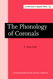 image of The Phonology of Coronals