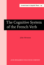 image of The Cognitive System of the French Verb
