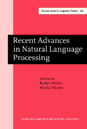 image of Recent Advances in Natural Language Processing